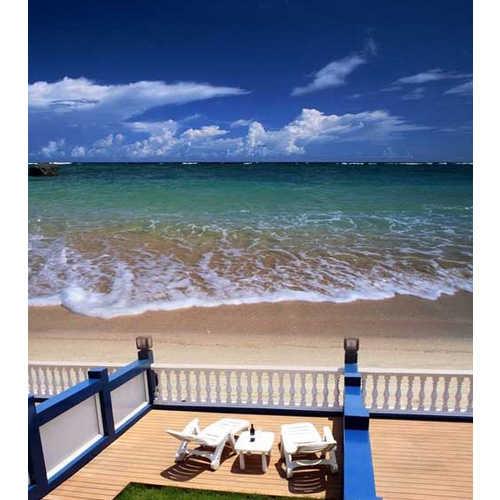【萬里】白宮行舘沙灘度假村 -奢華villa雙人房住宿 (含早餐)