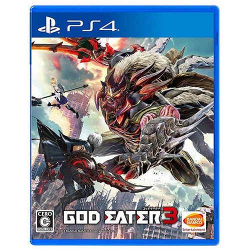(現貨)PS4 噬神者 3 噬神戰士 3 繁體中文版