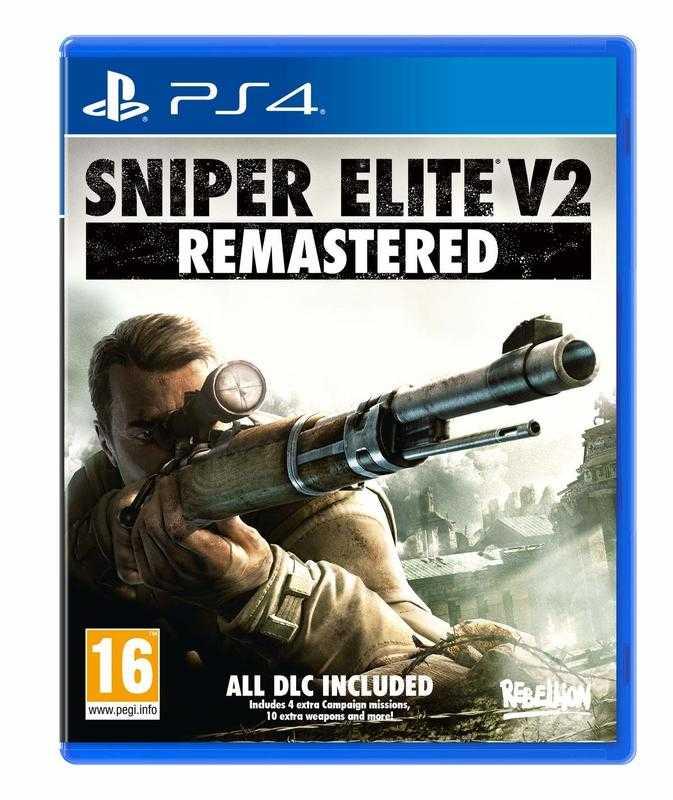 PS4 狙擊之神V2 重製版 中英文版 預購下批 2019年6月