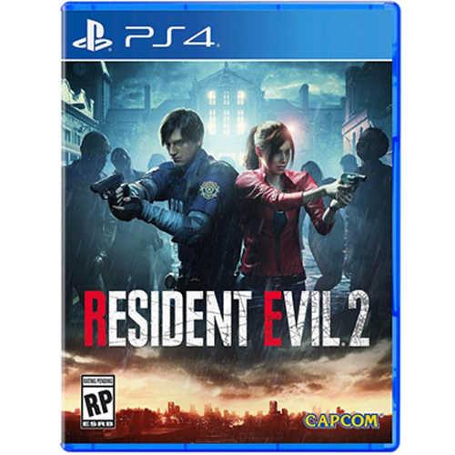PS4 惡靈古堡 2 Resident Evil 2 重製版 中文版 (1/25上市)