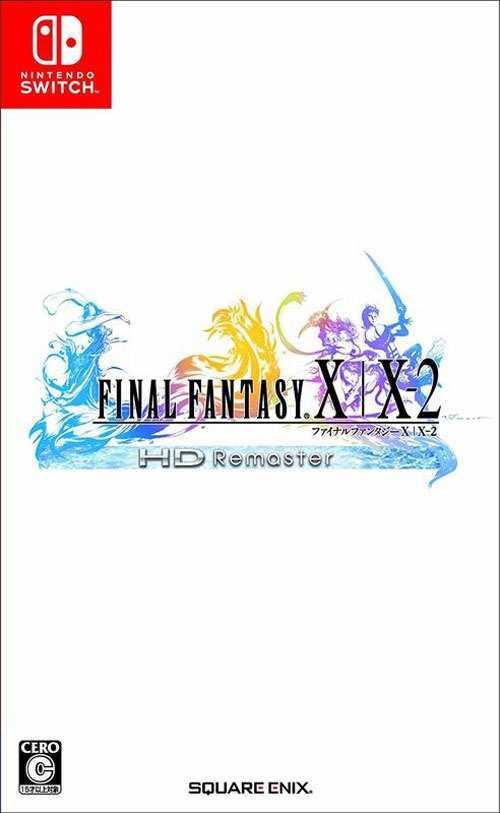 NS Final Fantasy 太空戰士 最終幻想曲X/X-2 HD Remaste