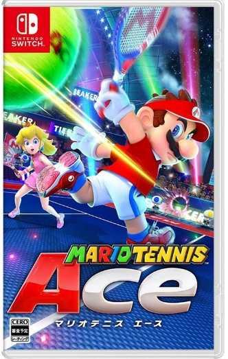 TGS NS 瑪利歐網球 王牌高手 Mario Tennis (有中文)