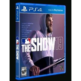 預購2019/3/29 PS4 MLB19 MLB THE SHOW 19 美國職棒大聯盟19 英文