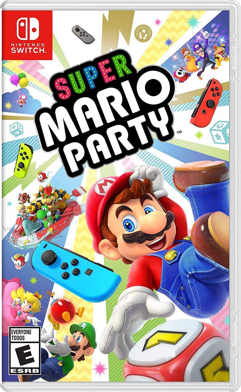 (有中文) NS 超級瑪利歐派對 Super Mario Party