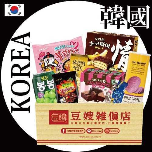 韓國美食福箱