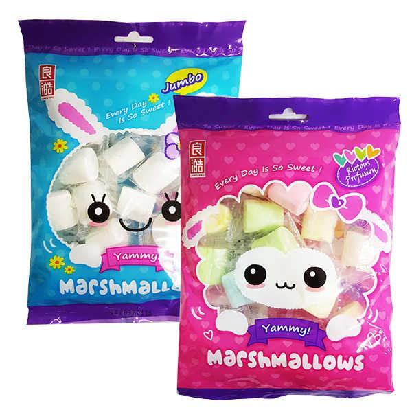 羊綿綿愛心棉花糖