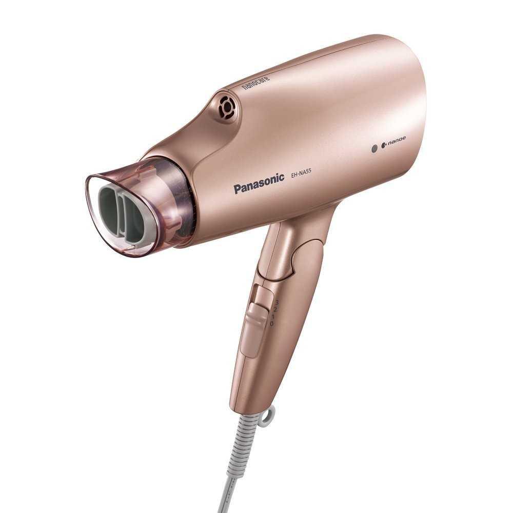 《可議價》Panasonic國際牌【EH-NA55-PN】奈米水離子吹風機