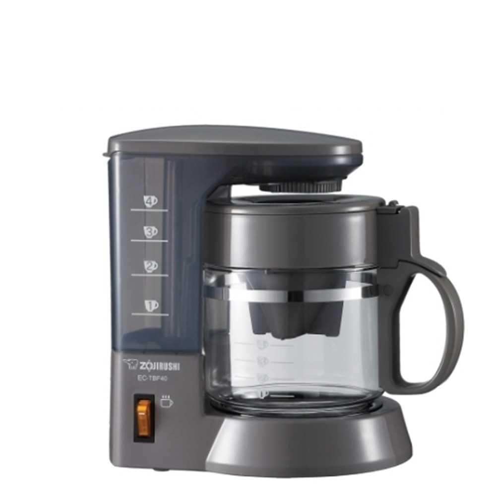 《可議價》象印【EC-TBF40】4杯份咖啡機