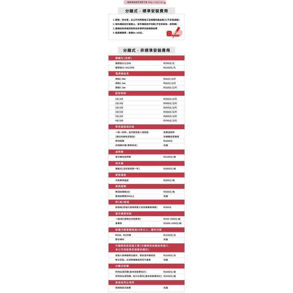 《可議價》國際牌【CS-J125BDA2/CU-RX125GCA2】變頻吊隱式分離式冷氣20坪