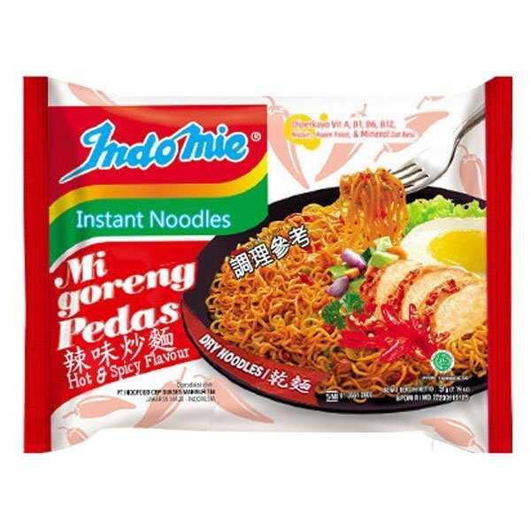 印尼辣味炒麵(80g)