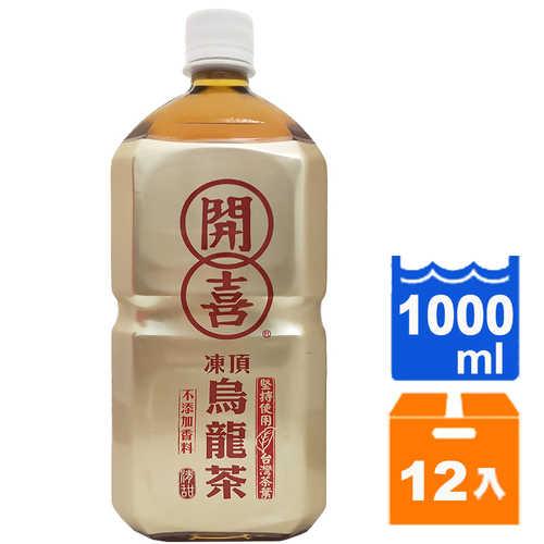 開喜凍頂烏龍茶(12入)