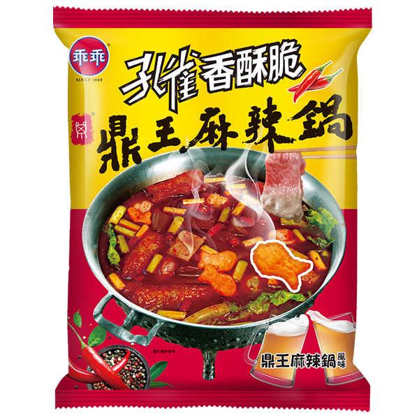 孔雀鼎王麻辣鍋(52g)