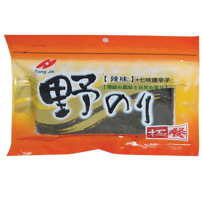 統記極餐海苔-辣味32g