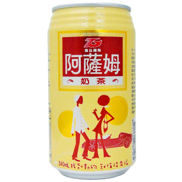 阿薩姆奶茶(340ml)
