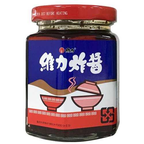 維力 炸醬罐 175g