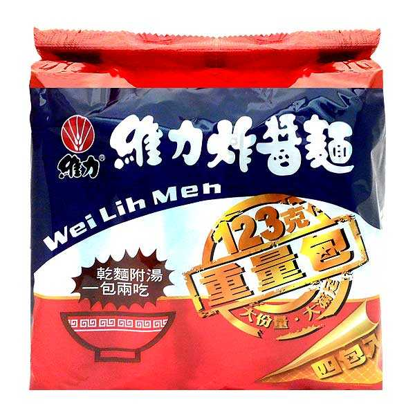 炸醬麵重量包(4入)