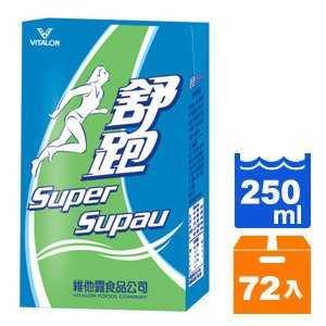 維他露 舒跑 運動飲料 鋁箔包 250ml (24入)x3箱