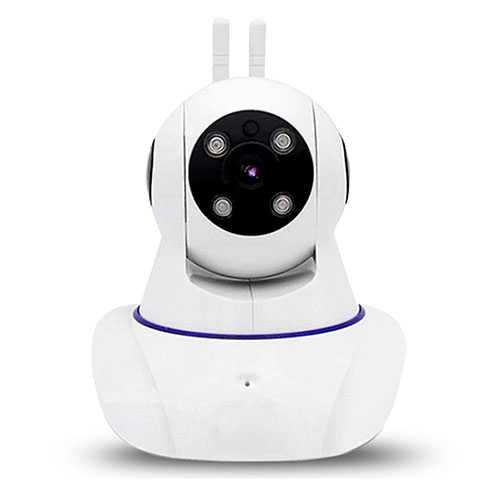 HD7無線網路智慧旋轉監視機
