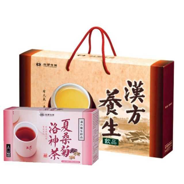 【台塑生醫】夏桑菊洛神茶禮盒(30包/盒)4盒入