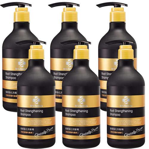 《台塑生醫》Dr's Formula髮根強化洗髮精(580g*6入)+油你真好35ml*1入