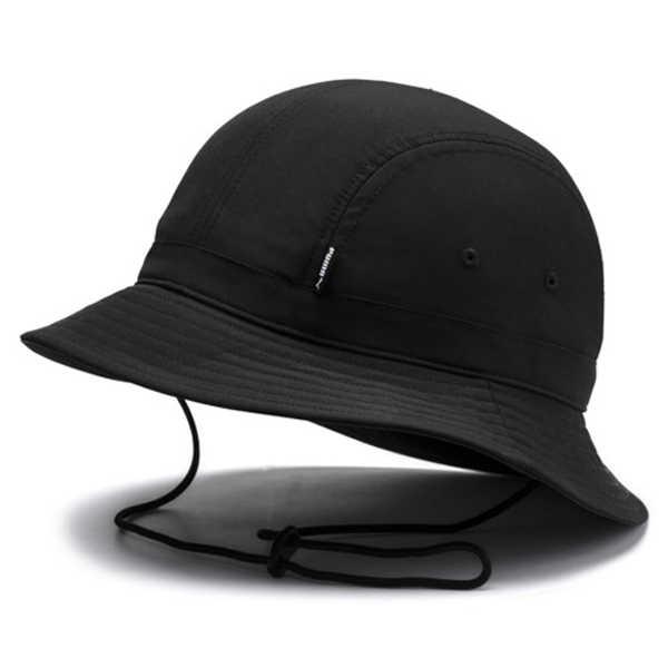 Puma ARCHIVE Bucket Hat 帽子 漁夫帽 黑 【運動世界】 02196301