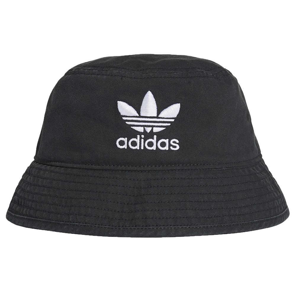 ADIDAS Originals BUCKET 帽子 漁夫帽 流行 休閒 黑【運動世界】DV0863