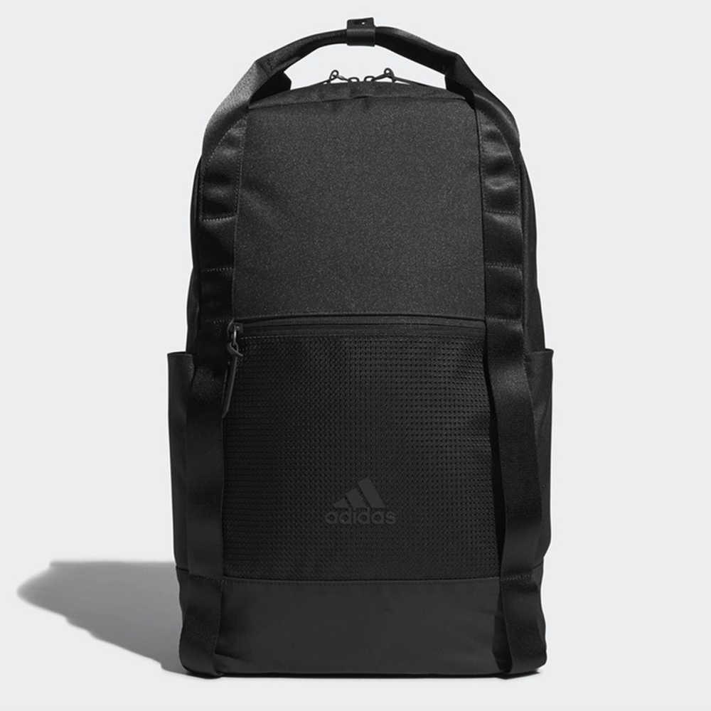 Adidas CL HANDLE 背包 後背包 休閒 黑 【運動世界】 DM2896