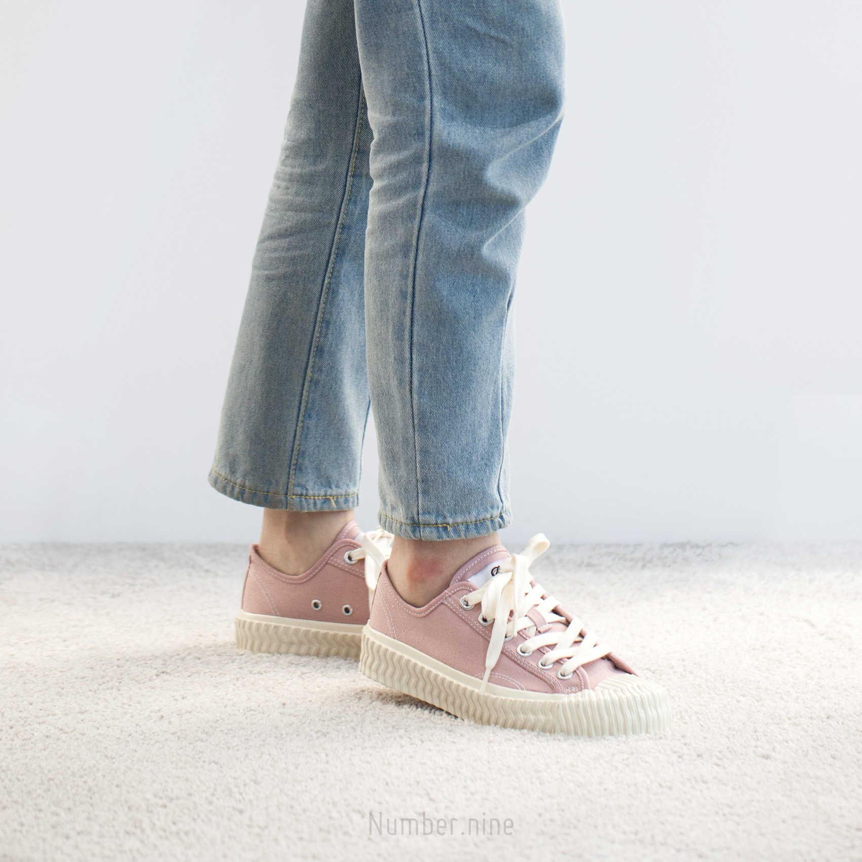 【有閑運動】EXCELSIOR BOLT LOW 餅乾鞋 粉紅