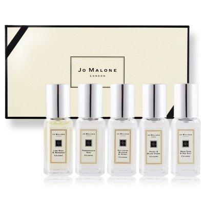 【有閑放閃】Jo Malone 限量五件組香水禮盒 9ml*5 附提袋