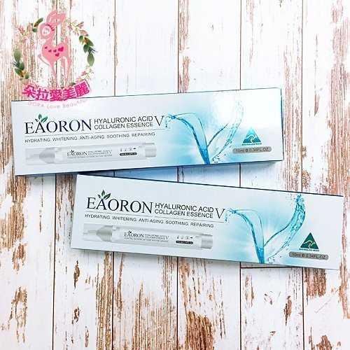 【澳洲 EAORON】最新包裝 塗抹式第五代水光針精華 10ml 原廠防偽碼