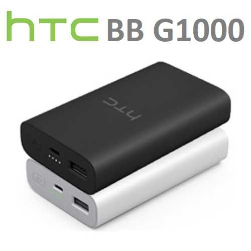 【HTC】BB G1000 QC3.0快充10050mAh行動電源 (USB Type-C)
