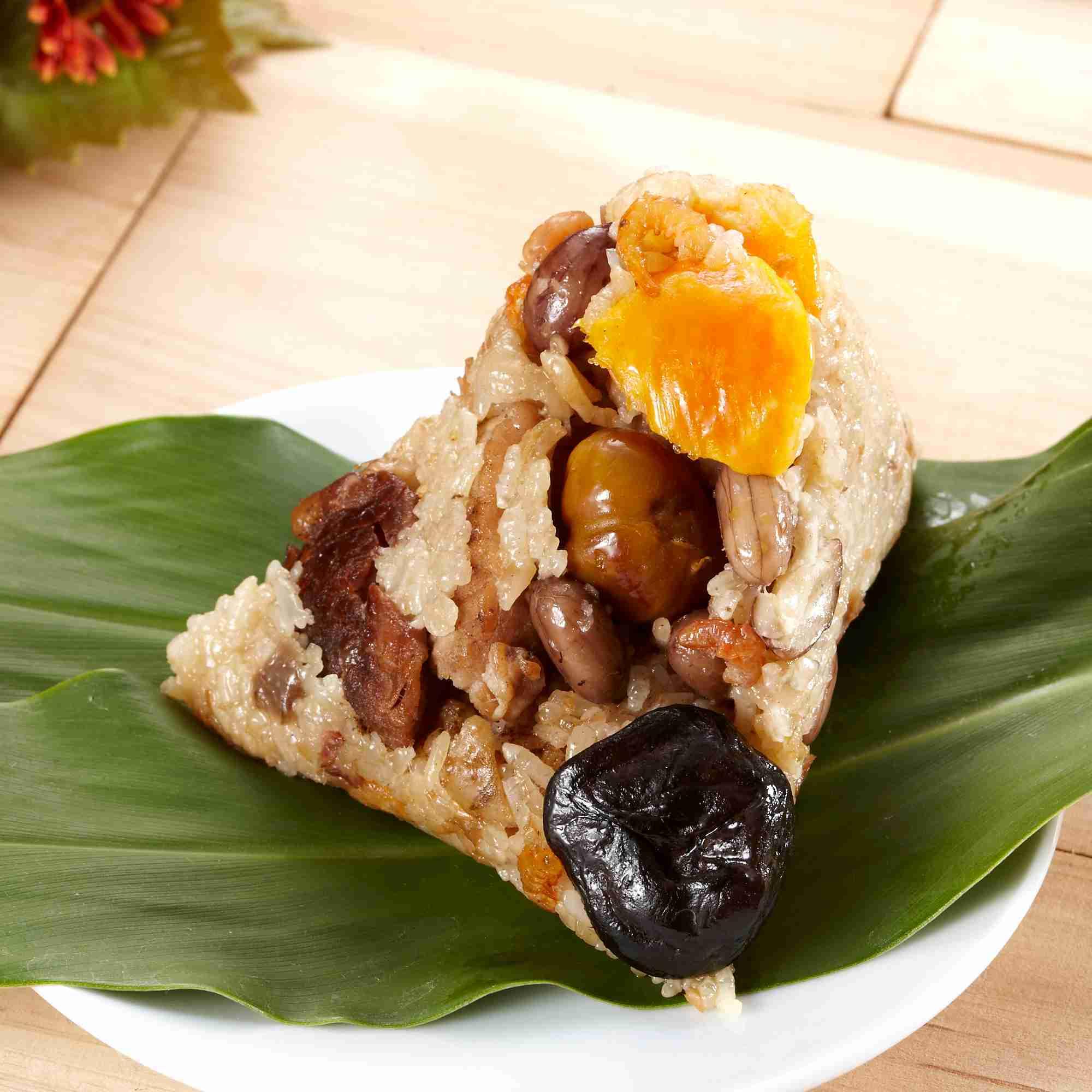 【大嬸婆】傳家寶北部肉粽子5顆組(180公克/顆)