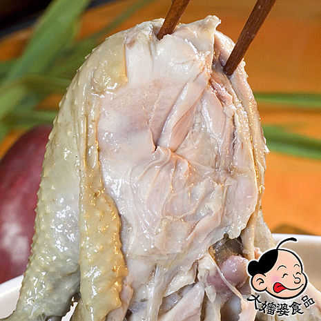 【大嬸婆】玉竹人蔘雞湯(2500g/包) 蘋果日報評比冠軍雞湯