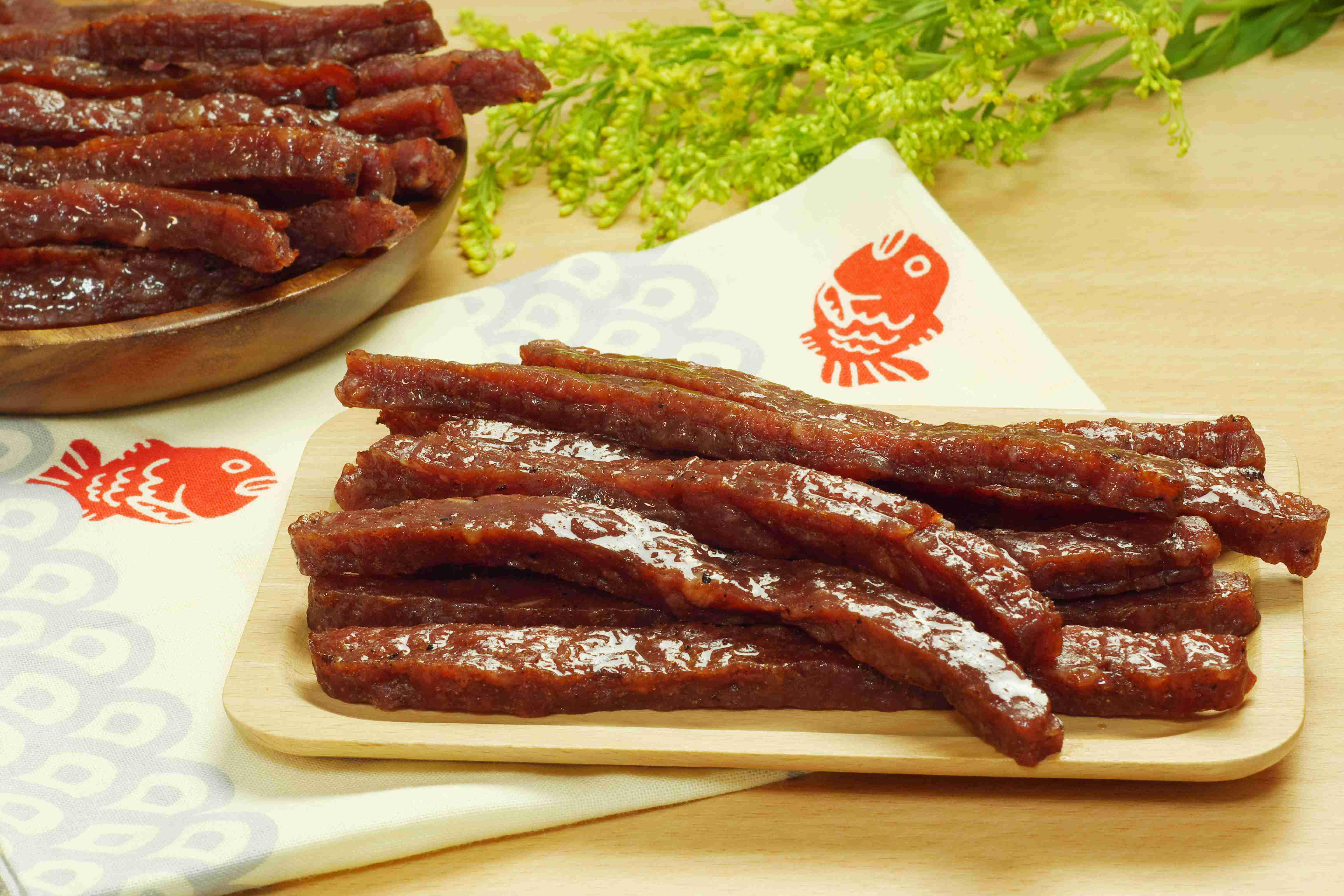【馬告麻吉】超級筷子肉條隨手包(260g/包)