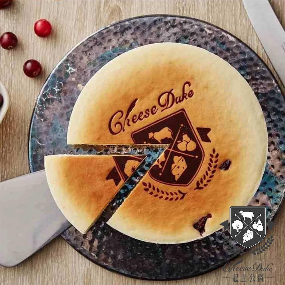 起士公爵 楓糖蔓越莓乳酪蛋糕6吋/入