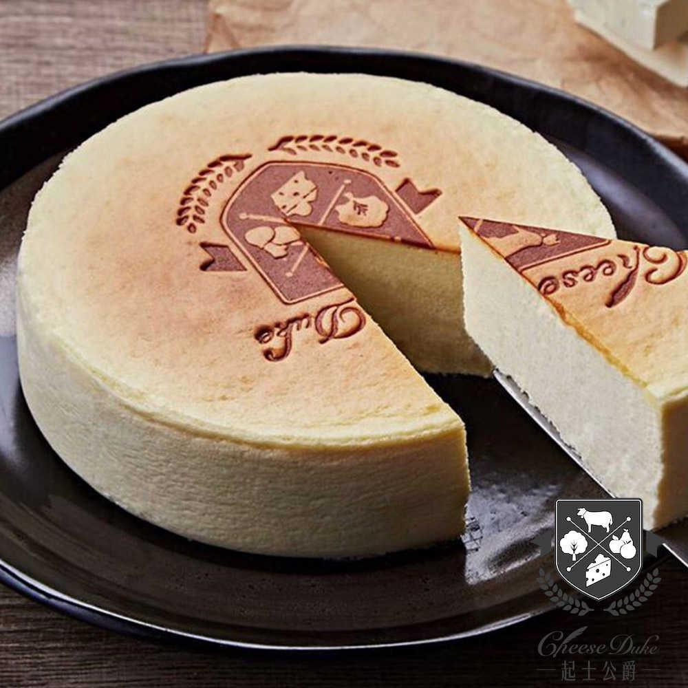起士公爵 純粹原味乳酪蛋糕6吋/入