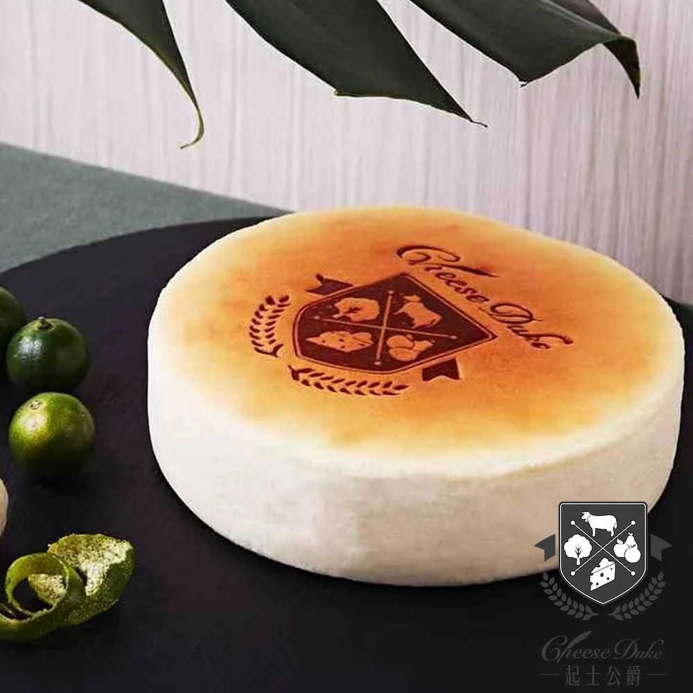 起士公爵 蜜韻青檸乳酪蛋糕6吋/入
