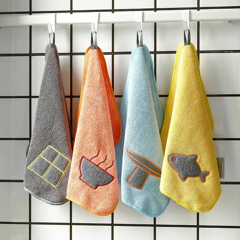 超細纖維吸水方巾