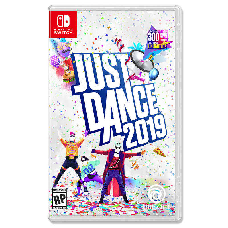 【勁多野】現貨供應 NS 舞力全開 2019 Just Dance 2019 中文版