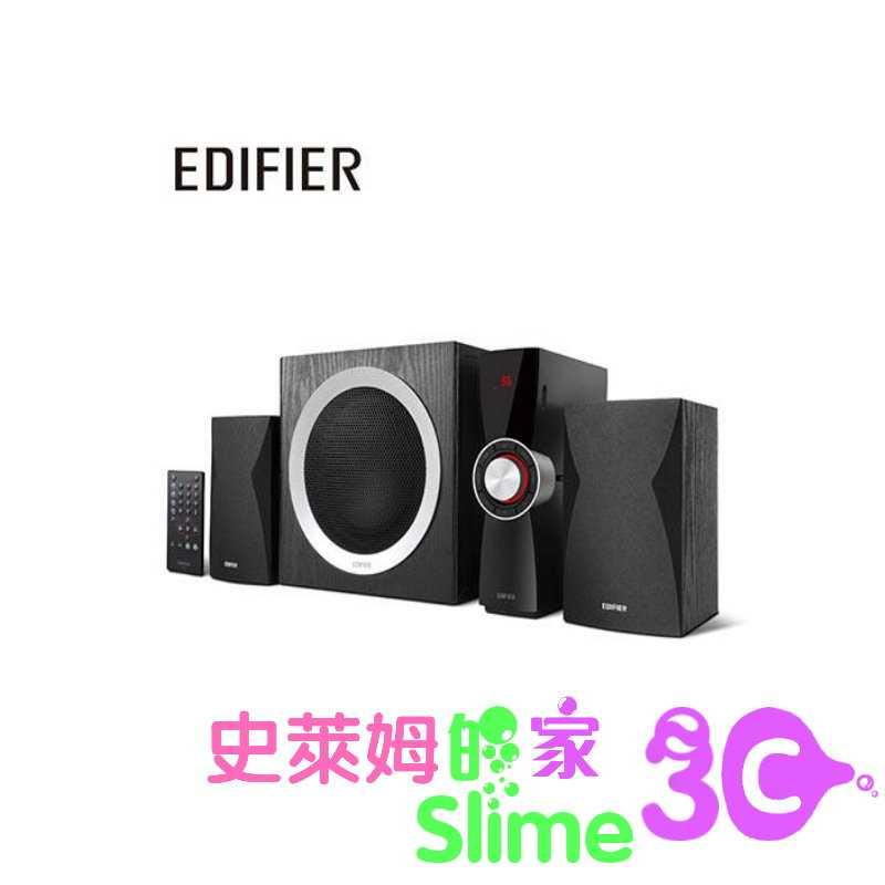 【史萊姆的家】EDIFIER 漫步者 C3X 低音愛好者 2.1聲道喇叭