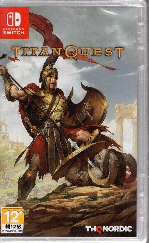 SWITCH遊戲NS 泰坦任務 Titan Quest 簡中版