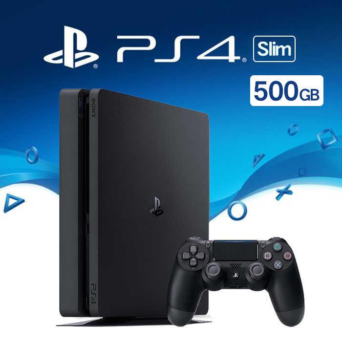 PS4 500G主機