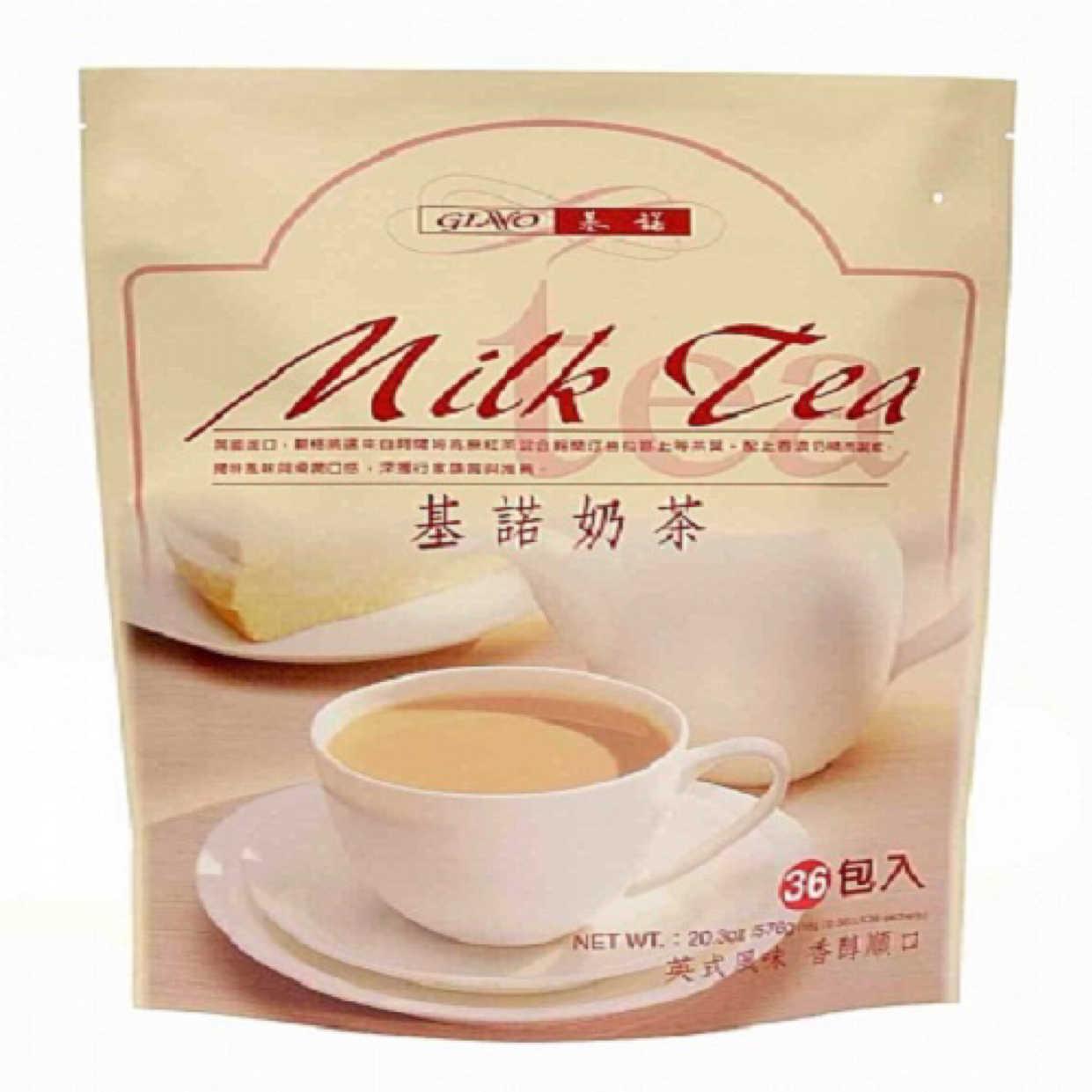 基諾奶茶隨身包(16公克 × 36包)