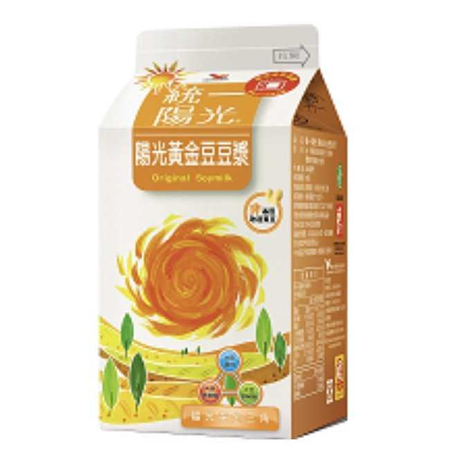 7-11 統一陽光陽光黃金豆豆漿450ml