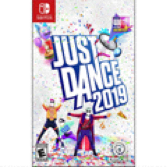 NS Switch《舞力全開 2019 Just Dance 2019》中英日文美版