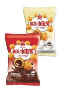 萊爾富【雲端超商】義美牛奶/巧克力泡芙-限期可跨店領取
