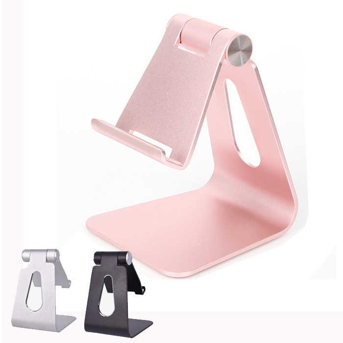 鋁合金手機平板支架 可調整角度 手機充電座 懶人手機支架 直播支架 桌上型支架 手機架 平板架