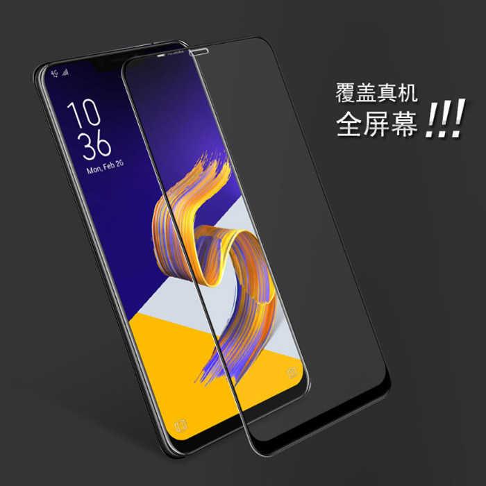 Zenfone5 2018 /5Z/華碩5Z(ZS620KL) 鋼化玻璃貼膜 9h保護貼 滿版全膠
