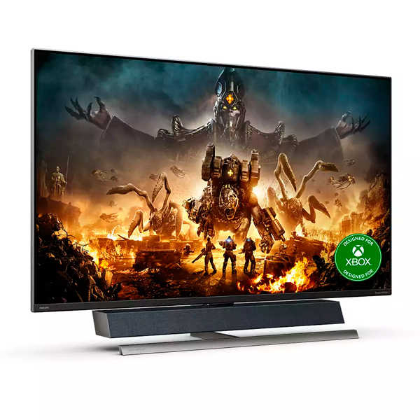 Xbox Series X+ 55吋 4K 120Hz / HDR10 / PHILIPS 顯示器 / HDMI 2.1