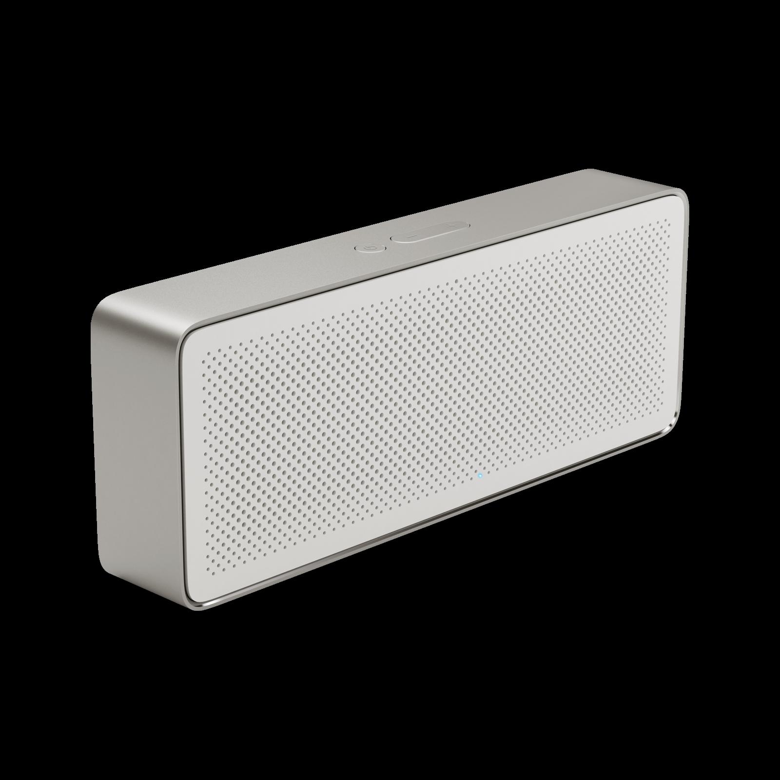 【Mi小米】小米方盒子-藍芽音箱2 藍牙音響 藍芽喇叭 金屬喇叭重低音 內置MIC AUX接口